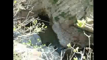 Медвен - Реката С Пещите