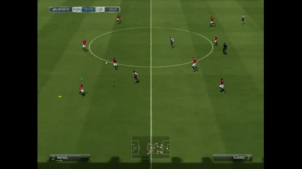 Fifa 14 | Gameplay | Manchester United vs Liverpool