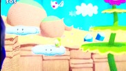 E3 2014: Yoshi's Woolly World - Coop Gameplay