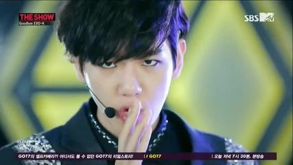 140610 Exo - K - Overdose + Ending