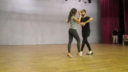 Workshop 5 - Ozlem & Diego - Salsa on 2