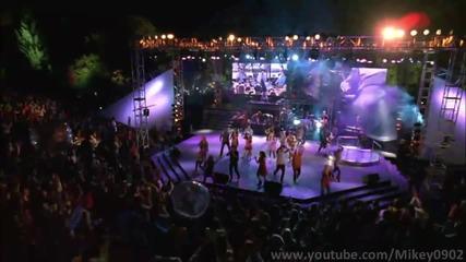 Camp Rock 2 - Joe Jonas & Demi Lovato - What We Came Here For (movie Scene) - [hd]