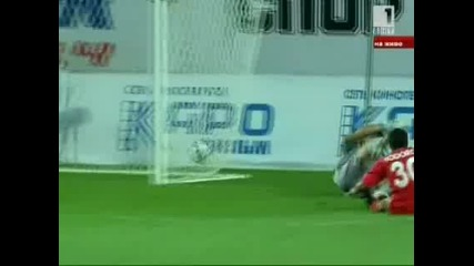 Динамо (м) - Цска 1:1 (първо полувреме)