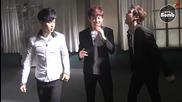 [bangtan Bomb] Something by Jung kook Jimin and Jin