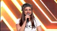 Преслава Кръстева - X Factor Кастинг (24.09.2015)