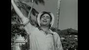 Радж Капур и песни от филма - Анари
