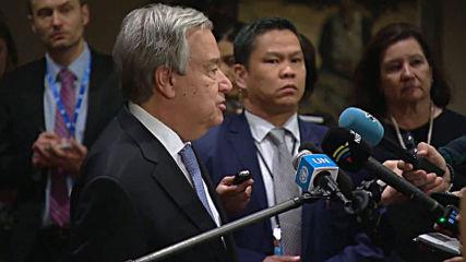 UN: Guterres urges progress on Libya after closed-door UNSC meeting
