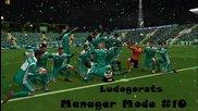 Пловдивски дербита ! Ludogorets Road to Glory - Fifa 14 S1 E10
