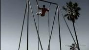 Greg Plitt Venice Beach Workout Preview