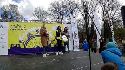 София кара колело и тича за по-чист въздух-велошествие ! Vankog - Моята Победа Motivation