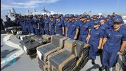 U.S. Coast Guard Touts Record-setting Drug Busts