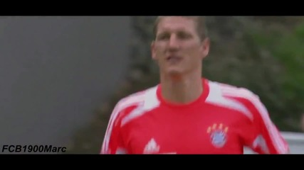 Bastian Schweinsteiger 2012/2013