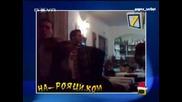 Невероятно Изпълнение На Роми - Господари На Ефира 30.12.2008