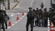 Полицията в Натал се готви за Италия - Уругвай