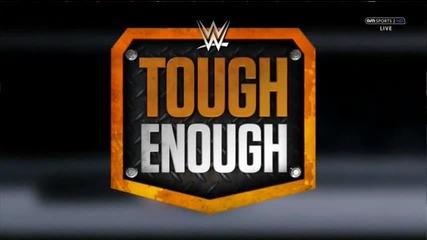 Wwe Tough Enough 2015 - еп 6