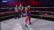 Сантино и Козлов показват уменията си на ринга