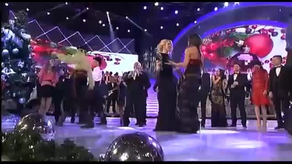 Milica Pavlovic - Tango - (LIVE) - Grandovo narodno veselje - (TV Pink 2014)