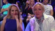 Dancing Stars - Ива Дойчинова и Мария Гроздева подкрепят Михаела и Светльо (29.05.2014)