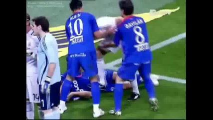 Най - бруталният футболист в историята някога