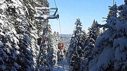 Rila Mountain, Borovets Ski Resort / Рила планина, Ски курорт Боровец 004