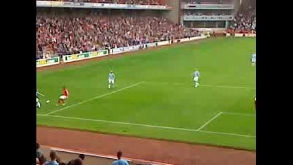 Гола на Марто срещу Barnsley