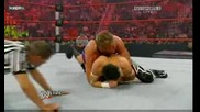 raw 03/08/2009 - Evan Bourne vs. Jack Swagger