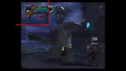 God Of War II - Boss Fight
