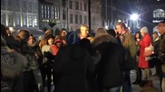 Sweden: Zlatan Ibrahimovic rents out Malmo square as PSG play his hometown team