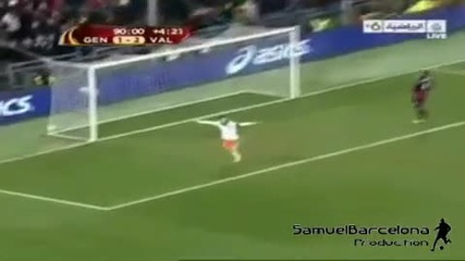 David Villa - Welcome To Barcelona
