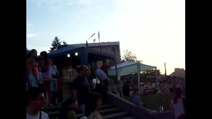 събора в Бреница с Койнарската духова музика