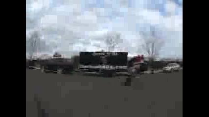 Supermoto - Stunts