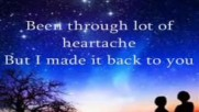 Westlife - Written in the Stars lyrics