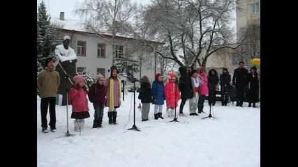 Трети март 2011 в гр. Елин Пелин - Детска вокална група Камбанки