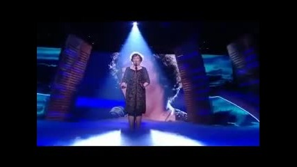 Hd Hq Susan Boyle Wins - with Memory from Cats - Semi finals Britains Got Talent 2009 May 24