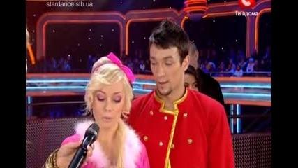 Танци със звезди Елена Корикова - Джайв част 2