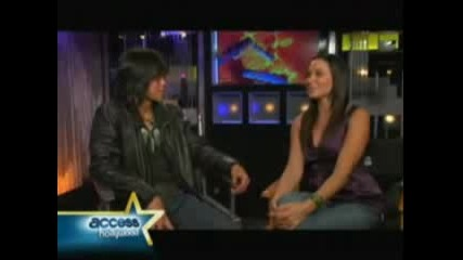 Boo Boo Stewart (seth Clearwater) - Ah Interview Part 1
