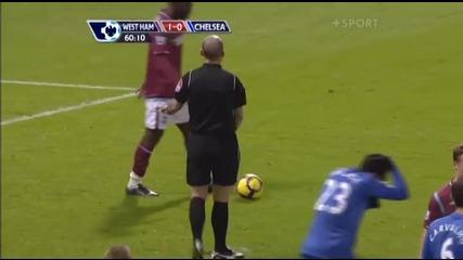Chelsea 1:1 West Ham (lampard)