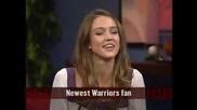 Jessica Alba on Best Damn Sports Show