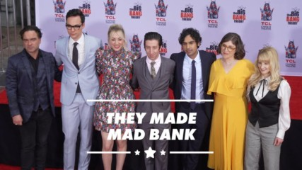 You won't believe how much money The Big Bang Theory made