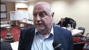 Баждеков: ИЕФЛ ще повиши нивото на футбола в България
