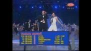 Tanja Savic i Nemanja Nikolic - Lopov (Live) Finale Zvezde Granda 2004