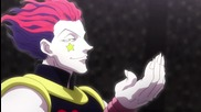 Hunter x Hunter 2011 Episode 35 Bg Sub