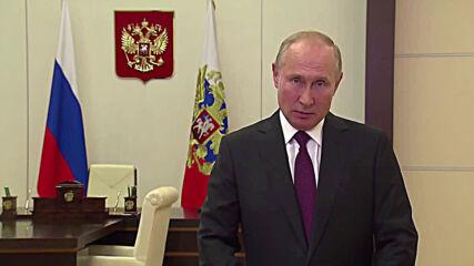 Russia: Belarus faces 'unprecedented external pressure' - Putin