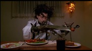 1/2 Джони Деп е: Едуард Ножиците - Бг Субтитри (1990) Edward Scissorhands by Tim Burton [ hd ]