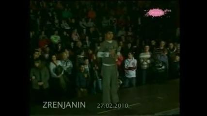 talant srabsko cigan4e pee za poblikata na Tv-pink