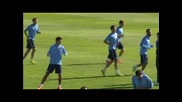 Атлетико Мадрид очаква битката с Ювентус