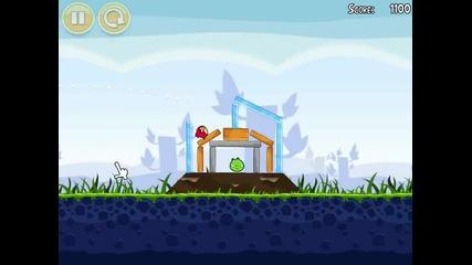 Да Играем Angry Birds епиэод 1