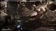 Mortal Kombat X - Liu-kang vs. Sub-zero