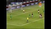 17.12 Милан - Волфсбург 2:2 Саглик изравнителен гол