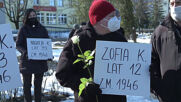Poland: Dozens hold memorial for victims of 'Cursed Soldiers' group in Hajnowka